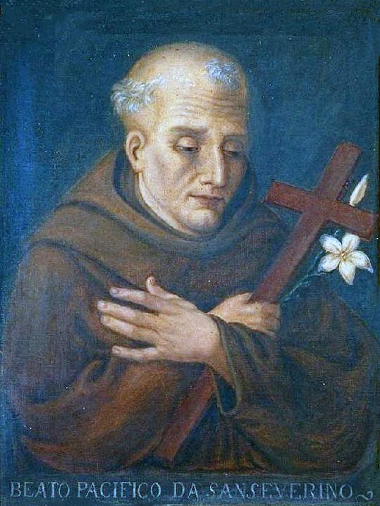 24.09 Thánh Pacifico ở San Severino (1653 - 1721) - Trung Tâm Mục Vụ  Neuenkirchen
